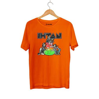 HH - DJ Artz Ihtan Turuncu T-shirt (Seçili Ürün)