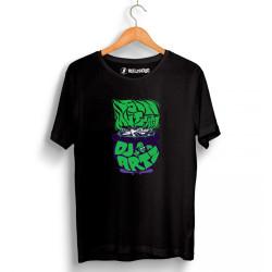 DJ Artz - HollyHood - DJ Artz İşin Mutfağı Siyah T-shirt