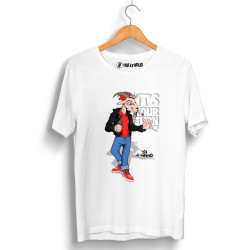 High - HollyHood - High Its Your Turn Beyaz T-shirt