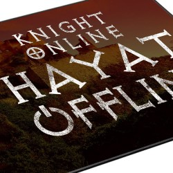 Knight Online Mouse Pad - Thumbnail