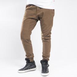 HollyHood - Jogger Pant Açık Kahverengi Pantolon