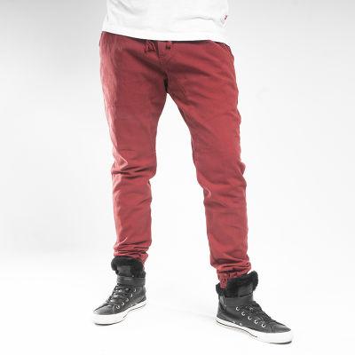 Jogger Pant Kiremit Kırmızı Pantolon