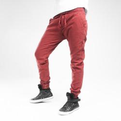 Jogger Pant Kiremit Kırmızı Pantolon - Thumbnail