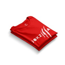 HH - Joker Jokzilla Kırmızı T-shirt - Thumbnail