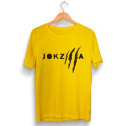 HH - Joker Jokzilla Sarı T-shirt - Thumbnail