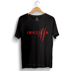 HH - Joker Jokzilla Siyah T-shirt - Thumbnail