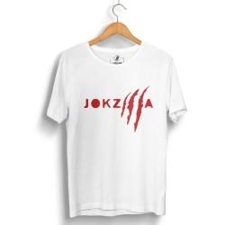 Joker - HH - Joker Jokzilla Beyaz T-shirt