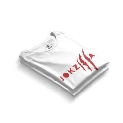 HH - Joker Jokzilla Beyaz T-shirt - Thumbnail