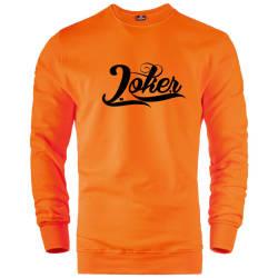 HH - Joker Logo Sweatshirt - Thumbnail