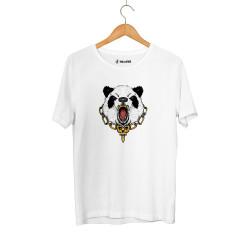 Jora - HH - Jora Panda Beyaz T-shirt