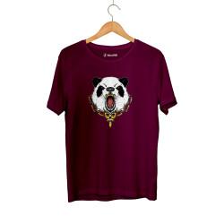 Jora - HH - Jora Panda Bordo T-shirt