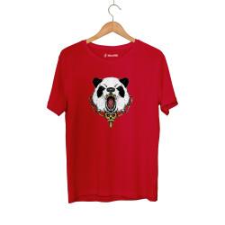 Jora - HH - Jora Panda Kırmızı T-shirt