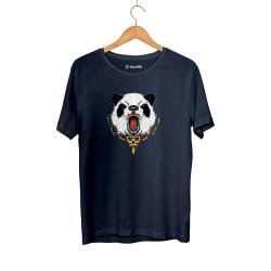 Jora - HH - Jora Panda Lacivert T-shirt