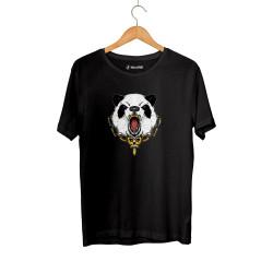 Jora - HH - Jora Panda Siyah T-shirt