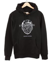 Bant Giyim - Joy Division Siyah Hoodie - Thumbnail