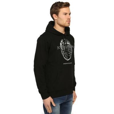 Bant Giyim - Joy Division Siyah Hoodie