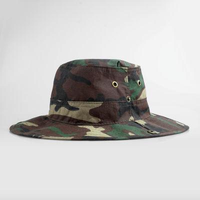 HollyHood - Kamuflaj Safari Şapka