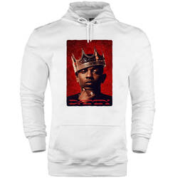 Kendrick Lamar Damn Cepli Hoodie - Thumbnail