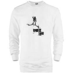 Kendrick Lamar Sketch Sweatshirt II - Thumbnail
