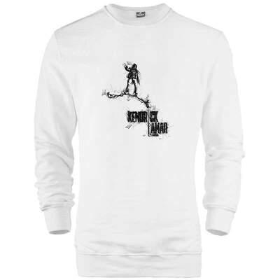 HollyHood - Kendrick Lamar Sketch Sweatshirt II