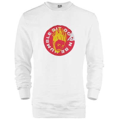 HollyHood - Kendrick Lamar Sticker Sweatshirt