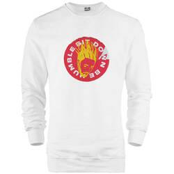 Kendrick Lamar Sticker Sweatshirt - Thumbnail