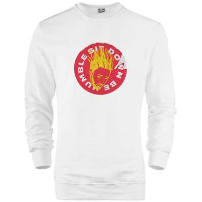 Kendrick Lamar Sticker Sweatshirt