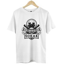 Kezzo - HH - Kezzo %100 Sokak Beyaz T-shirt