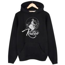 Kezzo - HH - Kezzo Siyah Hoodie