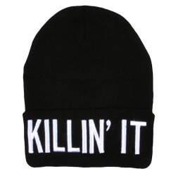 Killin It Siyah Bere