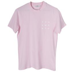 Kiomi You and Me Pembe T-shirt - Thumbnail