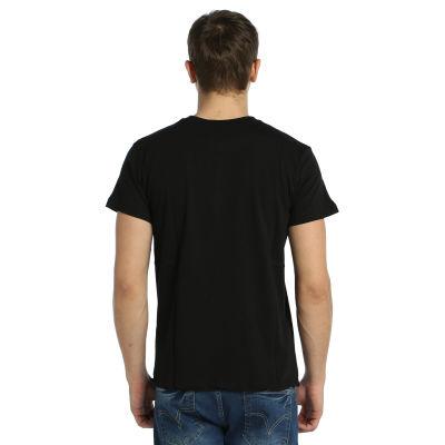 Bant Giyim - Kızılyıldız Siyah T-shirt