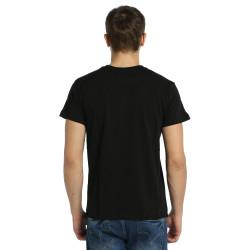 Bant Giyim - Kızılyıldız Siyah T-shirt - Thumbnail