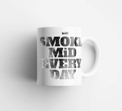 Kupa Bardak CS:GO Smoke Mid