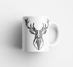 HollyHood - Kupa Bardak Deer