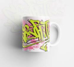 HollyHood - Kupa Bardak Dukstill Graffiti