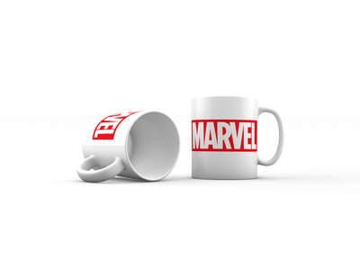 Kupa Bardak Marvel