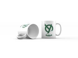 HollyHood - Kupa Bardak Anıl Piyancı Yeşil Oda Logo