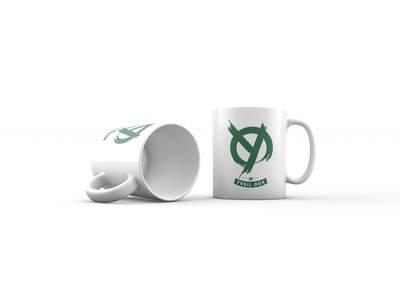 Kupa Bardak Anıl Piyancı Yeşil Oda Logo