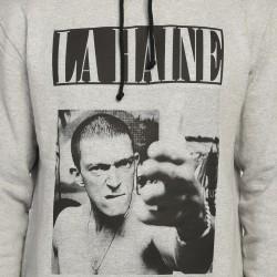 Bant Giyim - La Haine Gri Hoodie - Thumbnail