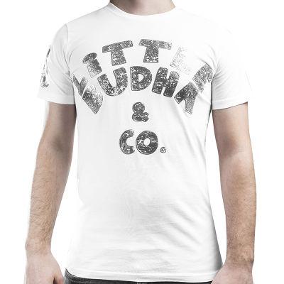 Little Budha Beyaz T-shirt