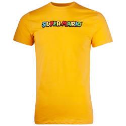 Mario Sarı T-shirt - Thumbnail