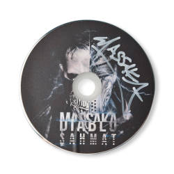 Massaka - Diablo Şahmat İmzalı Albüm - Thumbnail