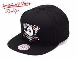 Mitchell And Ness - Mitchell And Ness Anaheim Ducks Snapback Cap