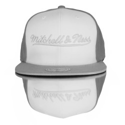 Mitchell And Ness - Mitchell And Ness Beyaz Snapback Cap