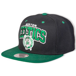 Mitchell And Ness - Mitchell And Ness - B. Celtics Siyah Snapback Cap
