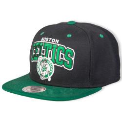Mitchell And Ness - Mitchell And Ness - B. Celtics Siyah Snapback Cap