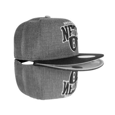 Mitchell And Ness Brooklyn Nets Snapback Cap