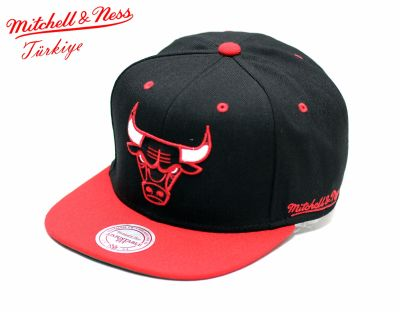 Mitchell And Ness - Chicago Bulls Basic Snapback Cap