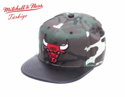 Mitchell And Ness - Mitchell And Ness Kamo Chicago Bulls Snapback Cap